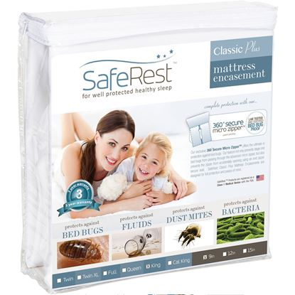 Picture of Classic Mattress Encasement (9-12 inches)