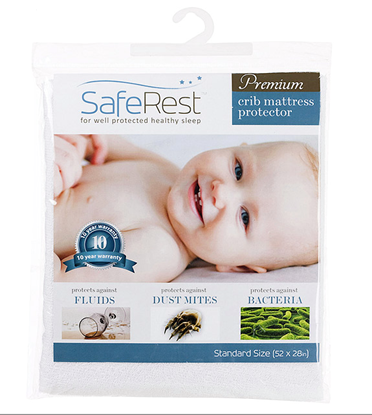 Picture of Premium Crib Mattress Protector